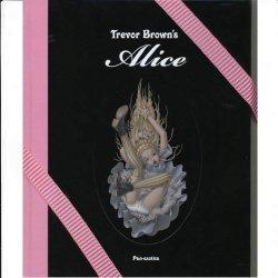 画像1: Trevor Brown's『Alice』特装版/サイン入り